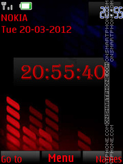 XpressMusic 3rd v2 By ROMB39 theme screenshot