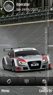 Скриншот темы Audi A5
