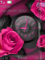 Roses tema screenshot