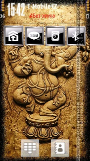 Ganesh theme screenshot