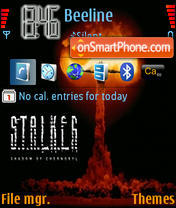 Stalker SOC theme screenshot