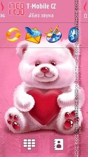 My Teddy es el tema de pantalla