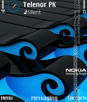 BB nokia theme screenshot