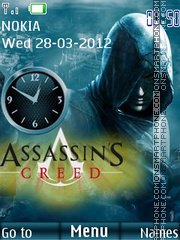 Assassins Creed theme screenshot