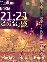 Spring to Come theme screenshot