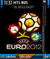 Euro2012 es el tema de pantalla