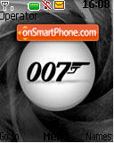 007 Casino Royale 01 theme screenshot