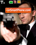 007 Daniel Craig theme screenshot