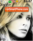 Anastacia 01 Theme-Screenshot