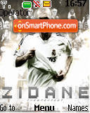 Zidane 01 theme screenshot