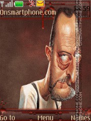 Jean Reno 01 Theme-Screenshot