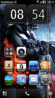 Battlefield 3 04 Theme-Screenshot