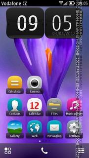 Crocus 01 Theme-Screenshot