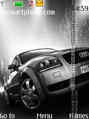 Audi TT 06 theme screenshot