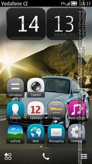 Porsche 913 theme screenshot