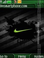 Скриншот темы Nike 08