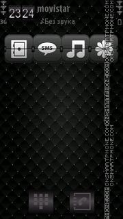Black 177 theme screenshot