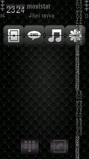 Black 177 tema screenshot