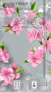 Spring es el tema de pantalla