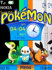 Pokemon 05 theme screenshot