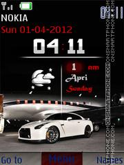 Capture d'écran Skyline 03 thème