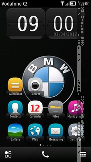 Bmw Logo 07 theme screenshot