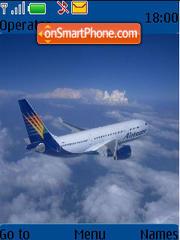 Скриншот темы Aviation