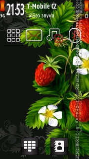 Berries theme screenshot