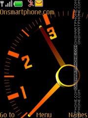 Speedometer Icons theme screenshot