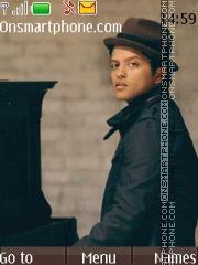 Bruno Mars 02 es el tema de pantalla
