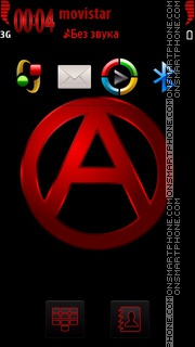 Anarchy 5th Theme-Screenshot