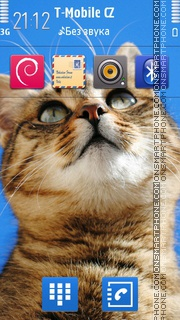 Happy Cat 01 Theme-Screenshot