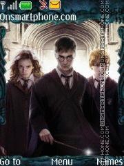 Harry Potter theme screenshot