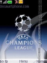 Champions es el tema de pantalla