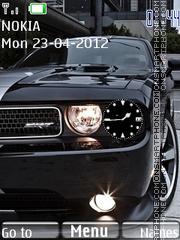 Dodge SWF Theme-Screenshot
