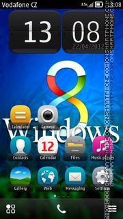 Windows 8 Latest es el tema de pantalla
