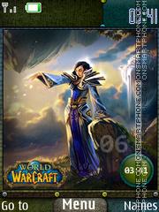 World of Warcraft 12 theme screenshot