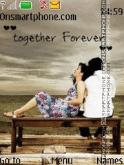 Together Forever 11 tema screenshot