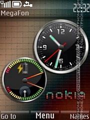 Dual Indicator theme screenshot