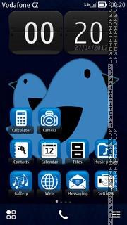 Birds 07 theme screenshot