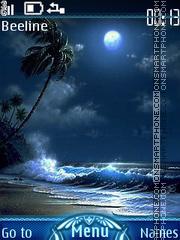 Moonlight theme screenshot