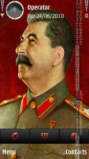 Stalin es el tema de pantalla