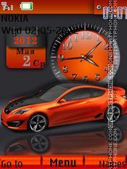 Hyundai tema screenshot
