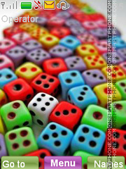 Dices theme screenshot