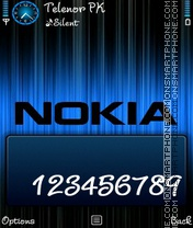 Nokia 2014 theme screenshot