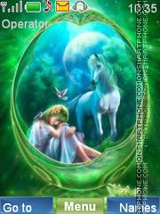 Beautiful Dream theme screenshot