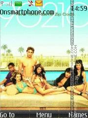 90210 - TV Series es el tema de pantalla