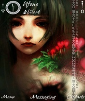 Rosegirl theme screenshot