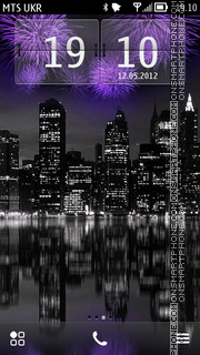 Night City es el tema de pantalla