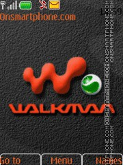 3d Walkman theme screenshot